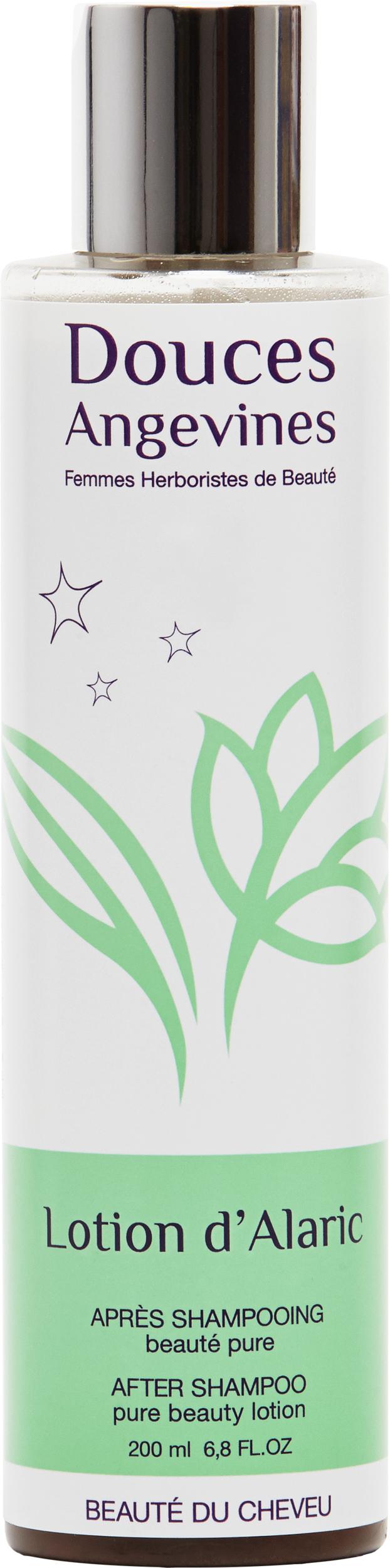 Doux Good - Douces angevines - Lotion d Alaric, après-shampoing embelliseur bio pour des cheveux éclatants