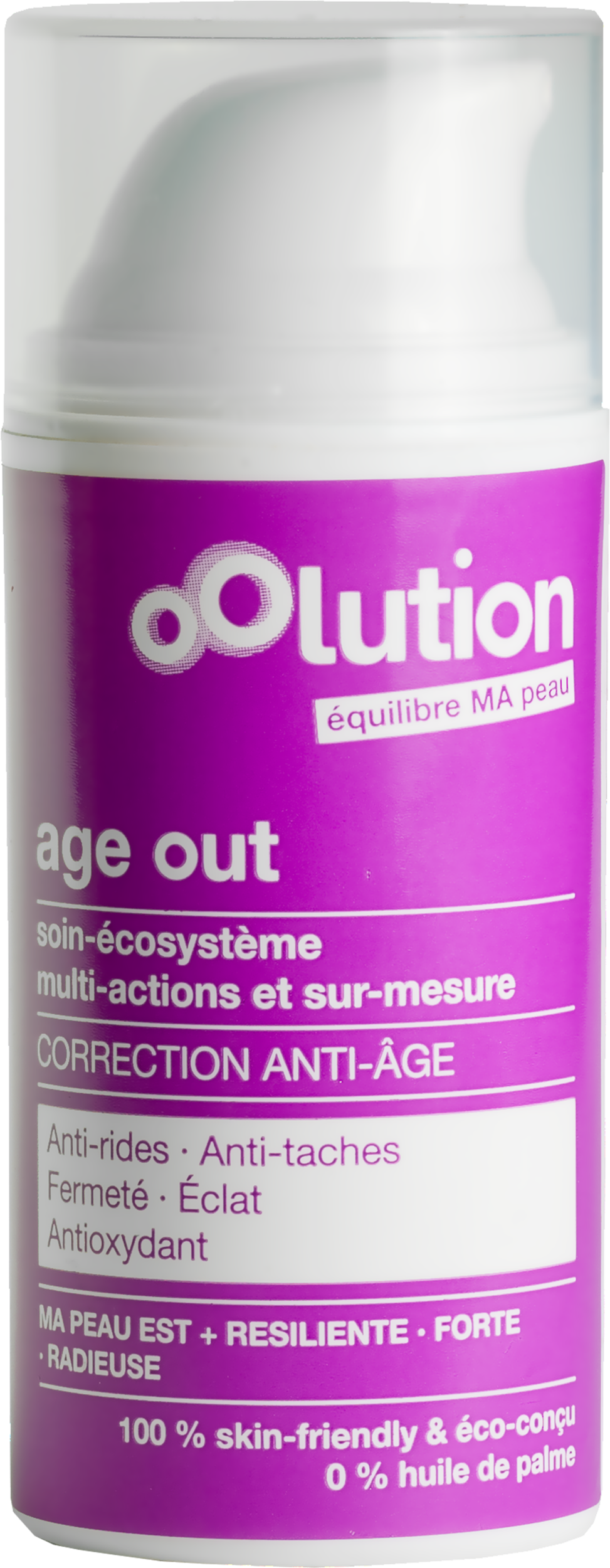 Doux Good - Oolution - Age out - soin visage correcteur anti-age