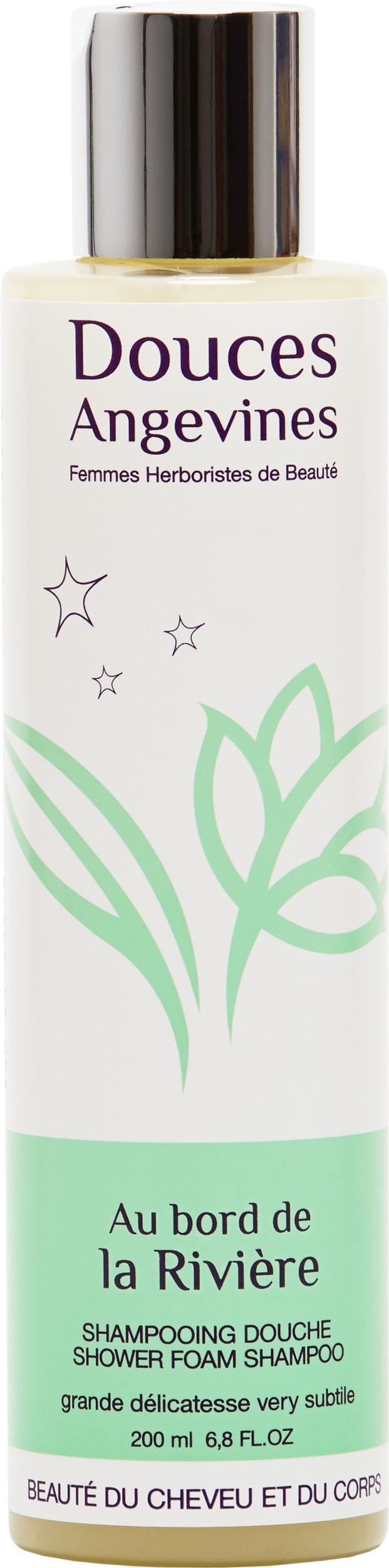 Doux Good - Douces angevines - Au bord de la rivière, shampoing douche bio
