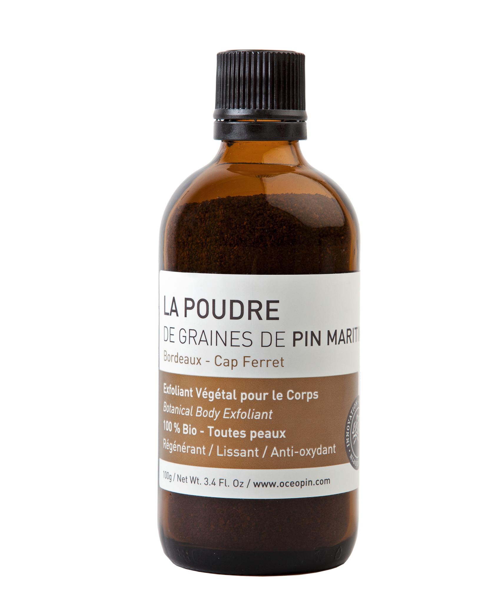 Doux Good - Océopin - Poudre de graines de Pin Maritime, pour un gommage corps d'exception