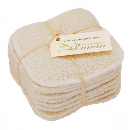 Doux Good - Les Tendances d'Emma - lingettes démaquillantes lavables