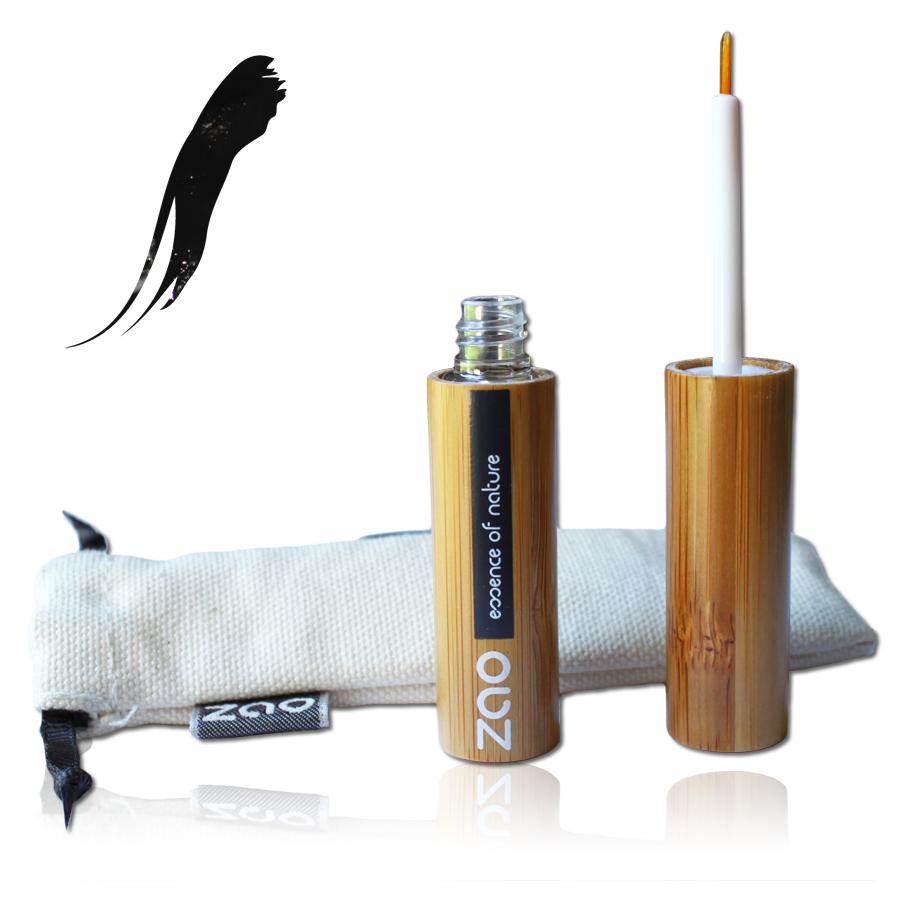 Doux Good - Zao Make-up - Eye liner noir 060