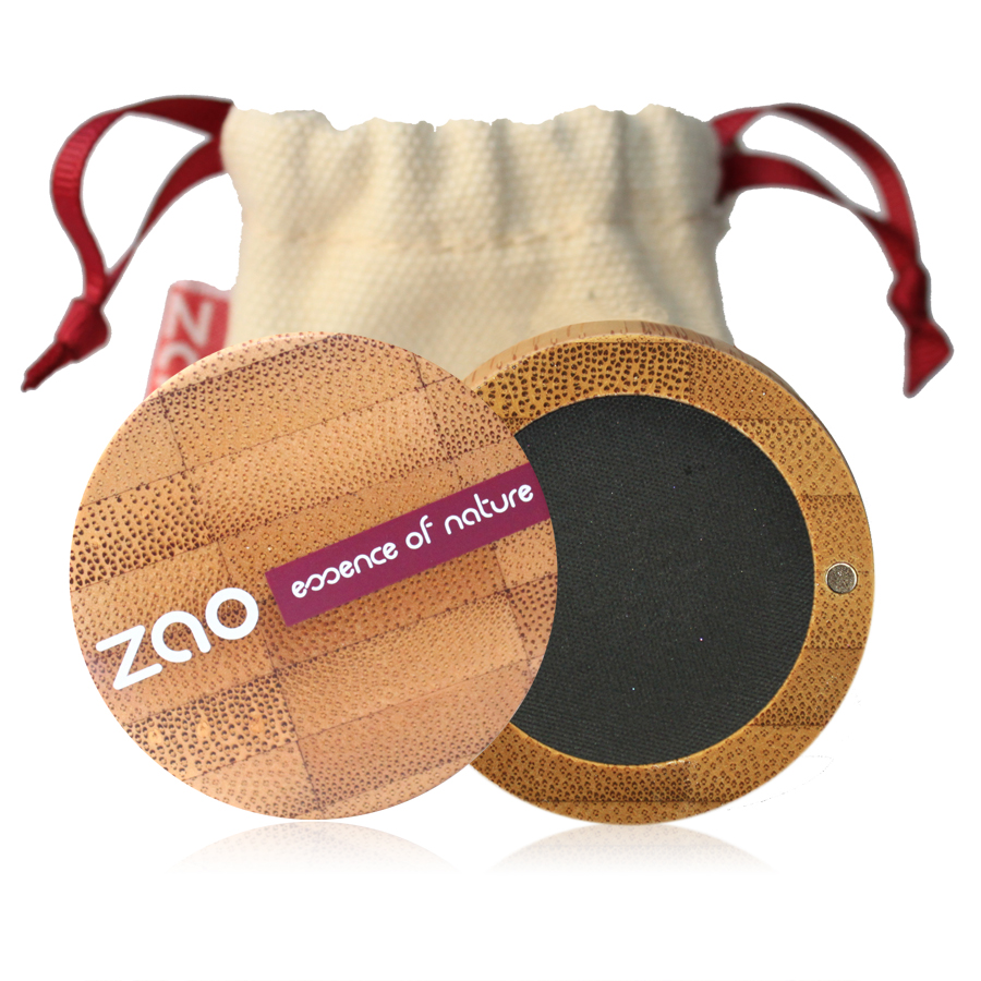 Doux Good - Zao make-up - Fard à paupières mat - Noir 206