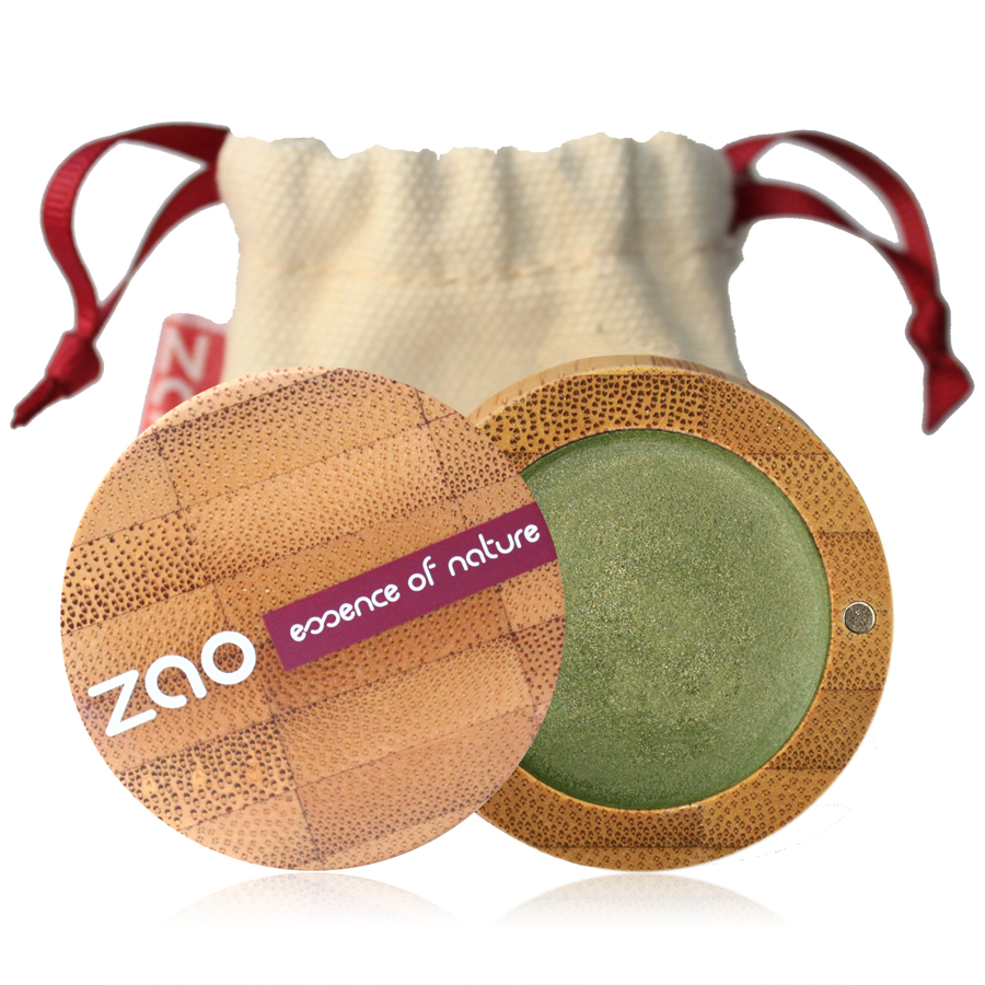 Doux Good - Zao Make-up- Fard à paupière crème - Bambou 252