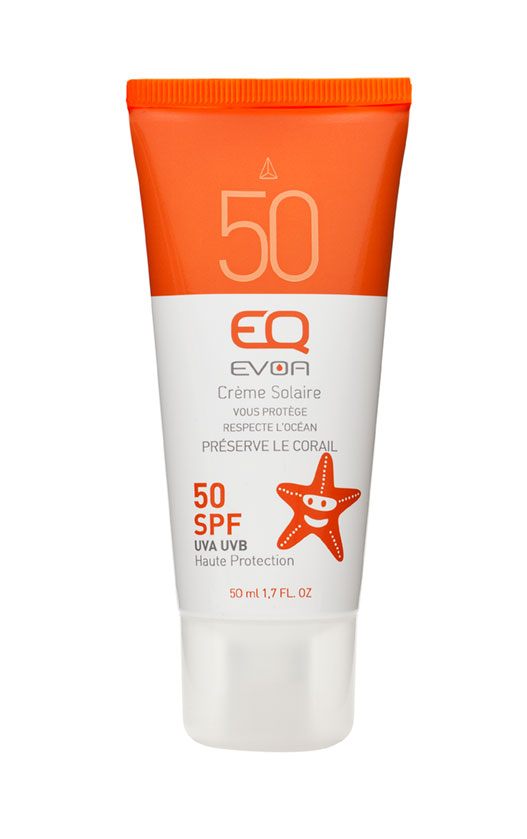Doux Good - EQ Evoa - CREME SOLAIRE SPF50