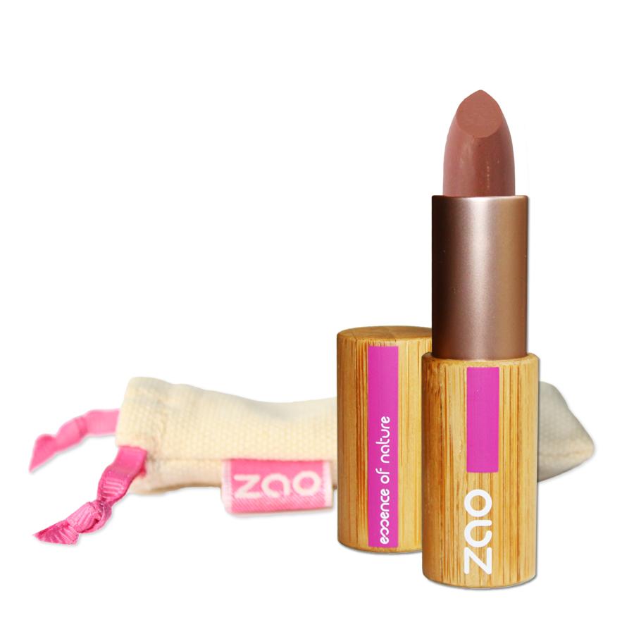 Doux Good - Zao make-up - Rouge à lèvres mat - nude hâlé 467