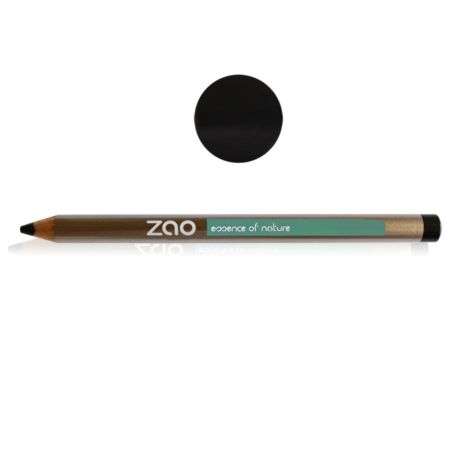 Doux Good - Zao Make-up - Crayon yeux - Crayon sourcil - noir 601