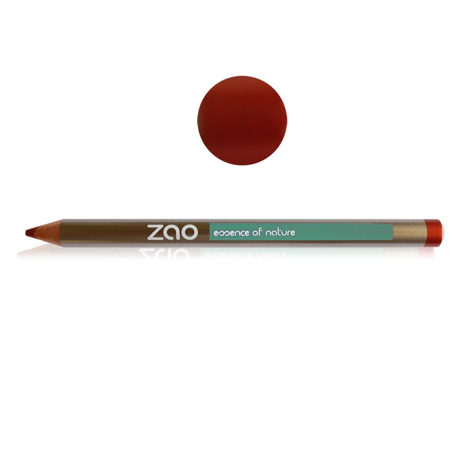Doux Good - Zao Make-up - Crayon à lèvres - Rouge cuivré 610