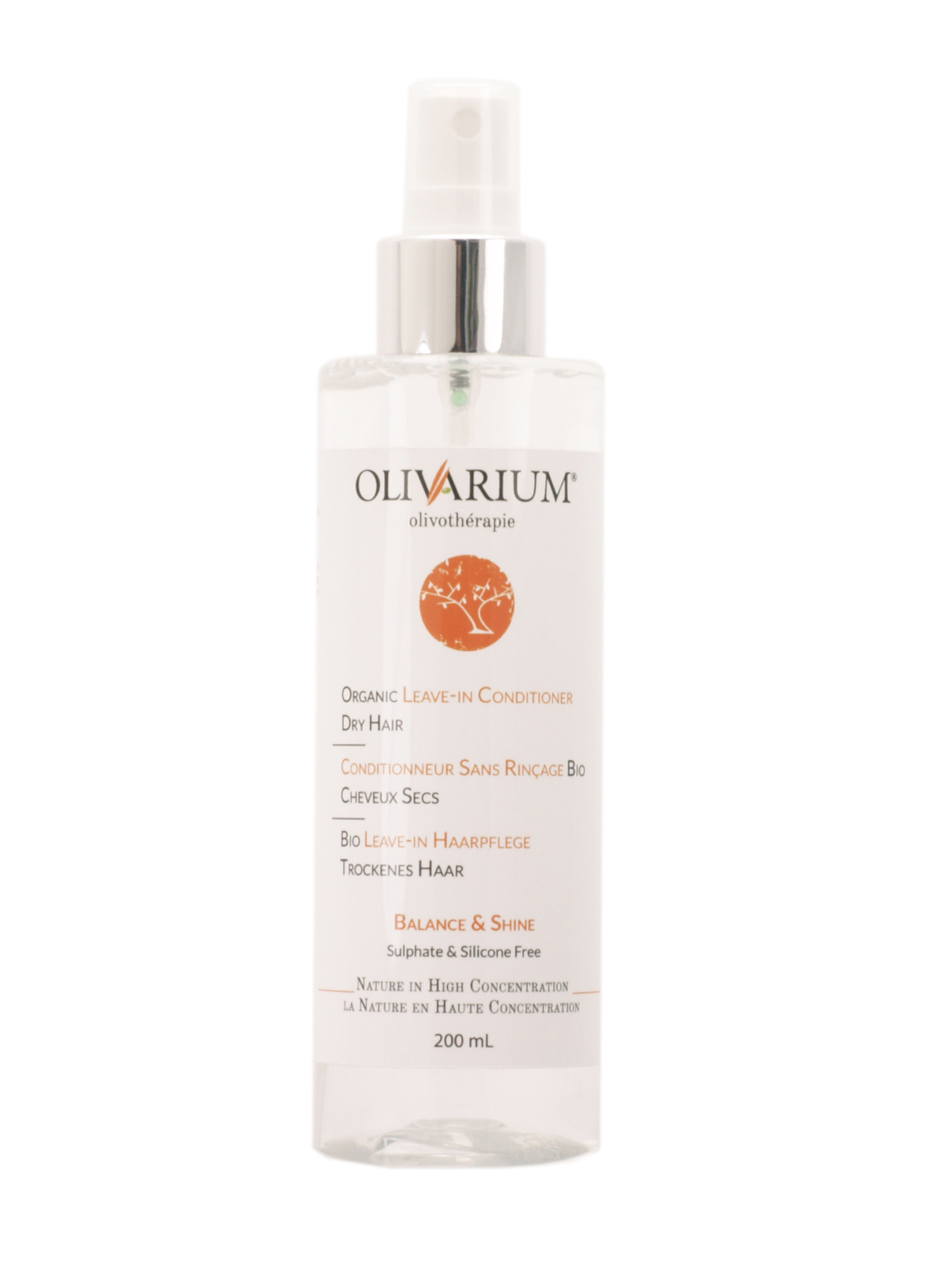 Doux Good - Olivarium - Conditionneur bio sans rinçage - cheveux secs - 200 ml