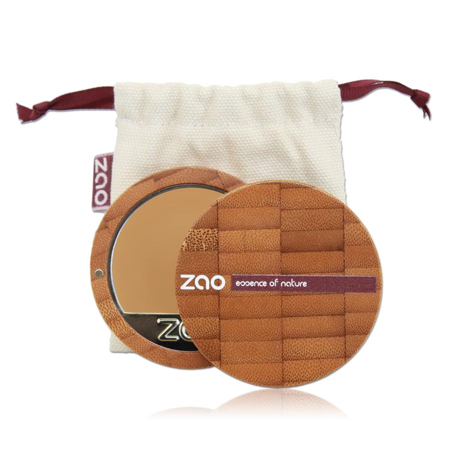 Doux Good - Zao Make-up - Fond de teint compact - pétale de rose 732
