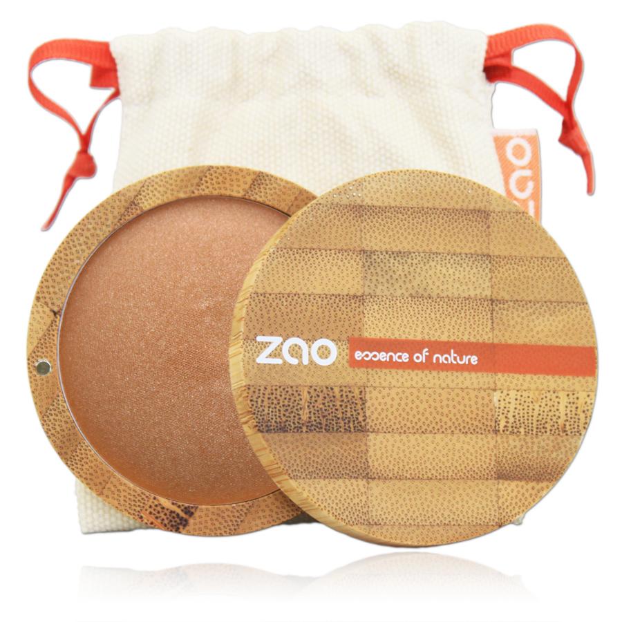 Doux Good - Zao Make-Up - terre cuite minérale - Bronze cuivré 342