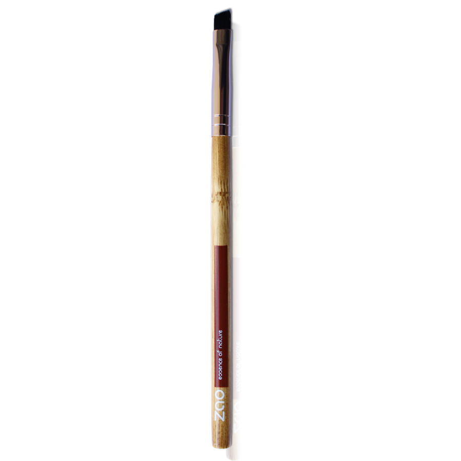 Doux Good - Zao Make-up- pinceau maquillage-pinceau biseauté yeux 706