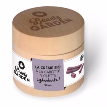 Doux Good - Beauty Garden - creme-bio-hydratante-a-la-carotte-violette