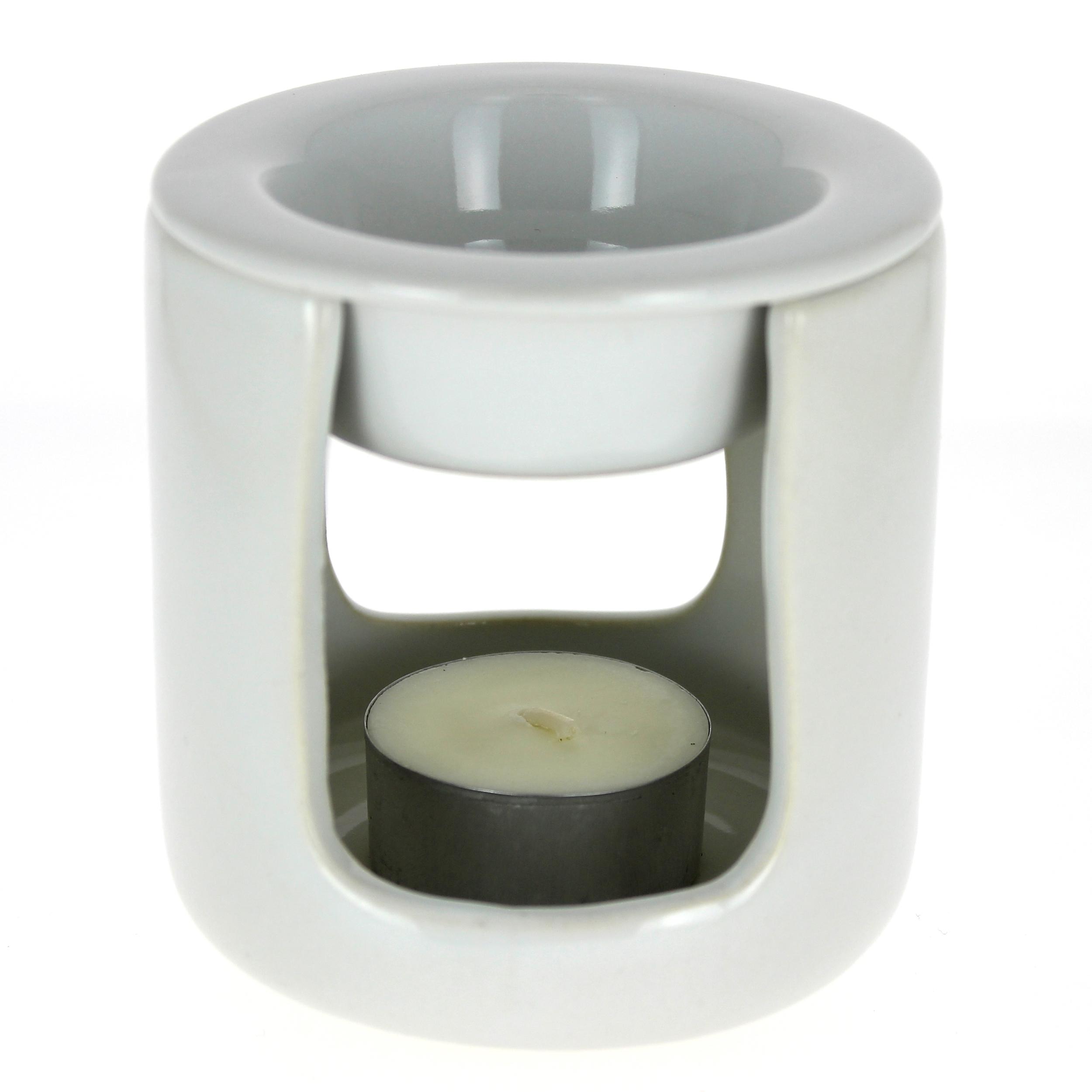 Doux Good - Les douces angevines - brûle parfum - modèle blanc