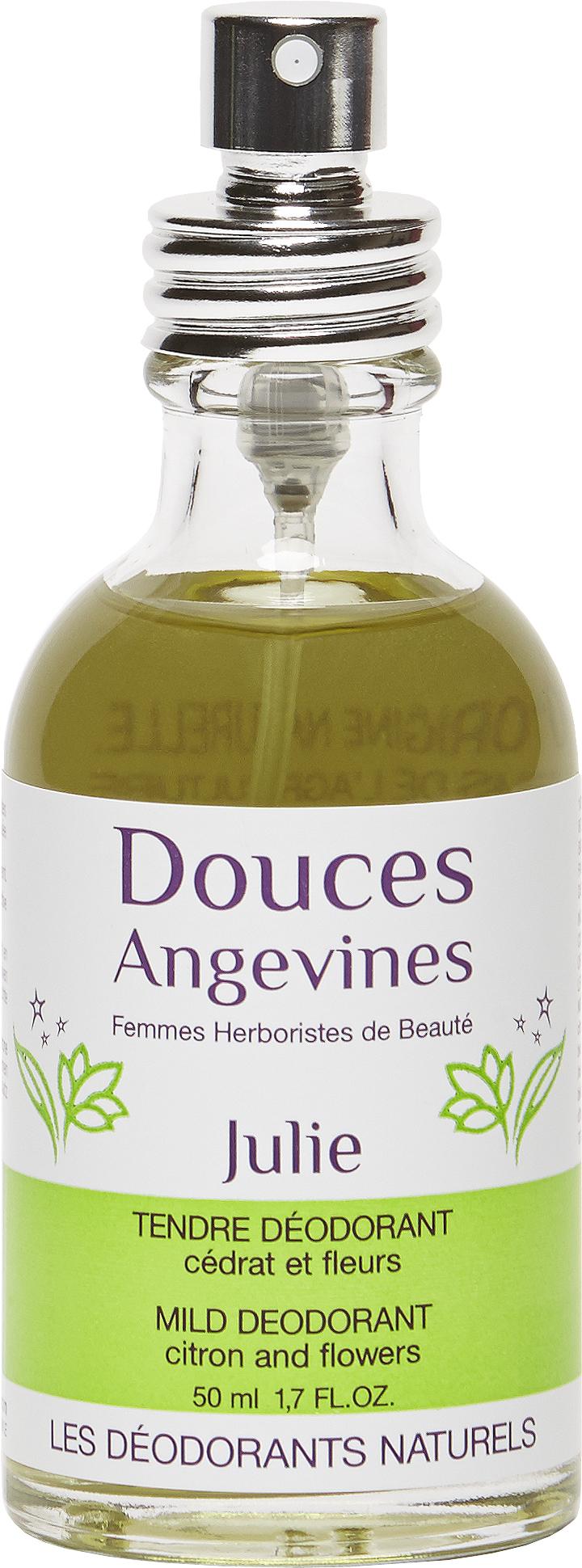 Doux Good - Douces angevines - déodorant Julie