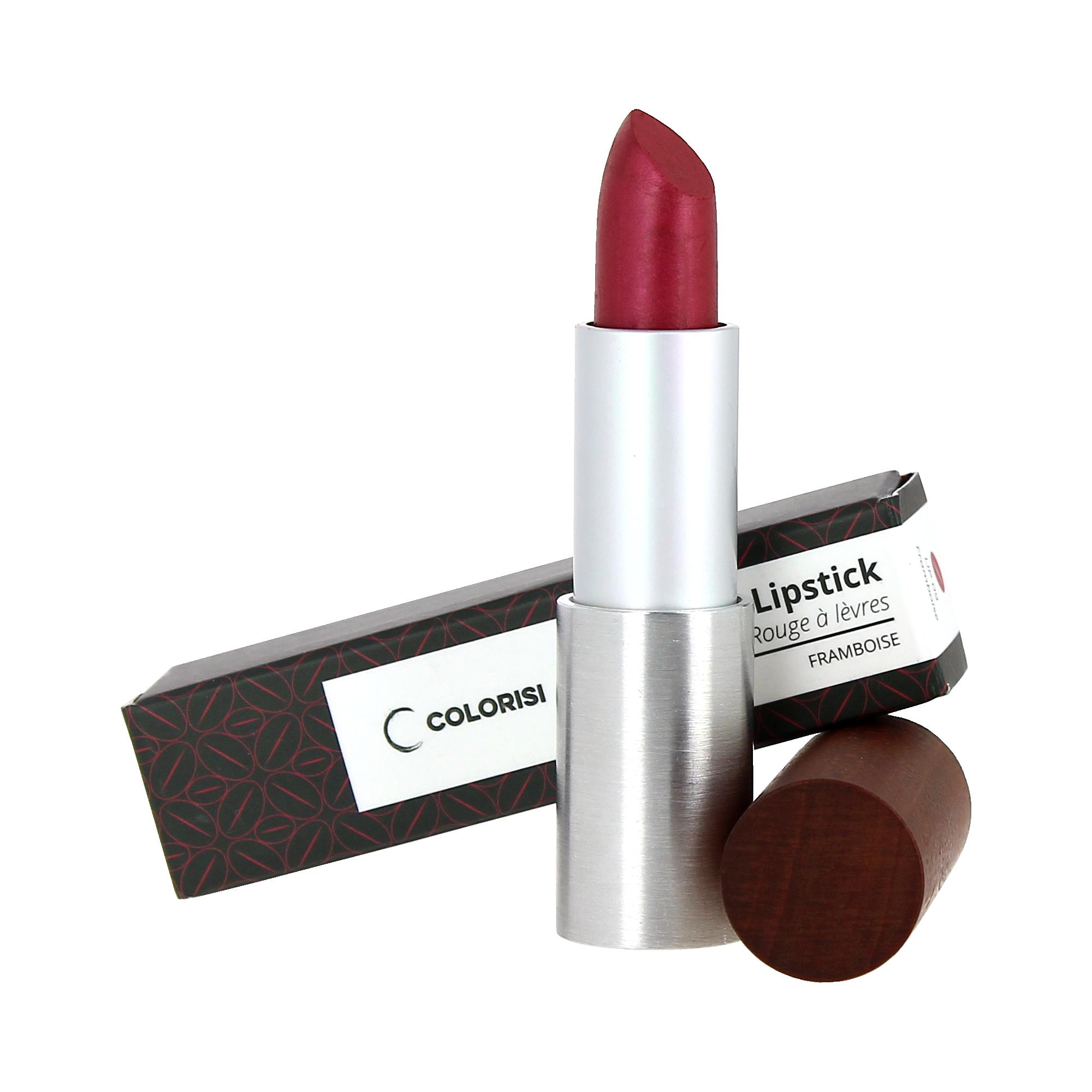 Doux Good - Colorisi - Rouge à lèvres Framboise 09