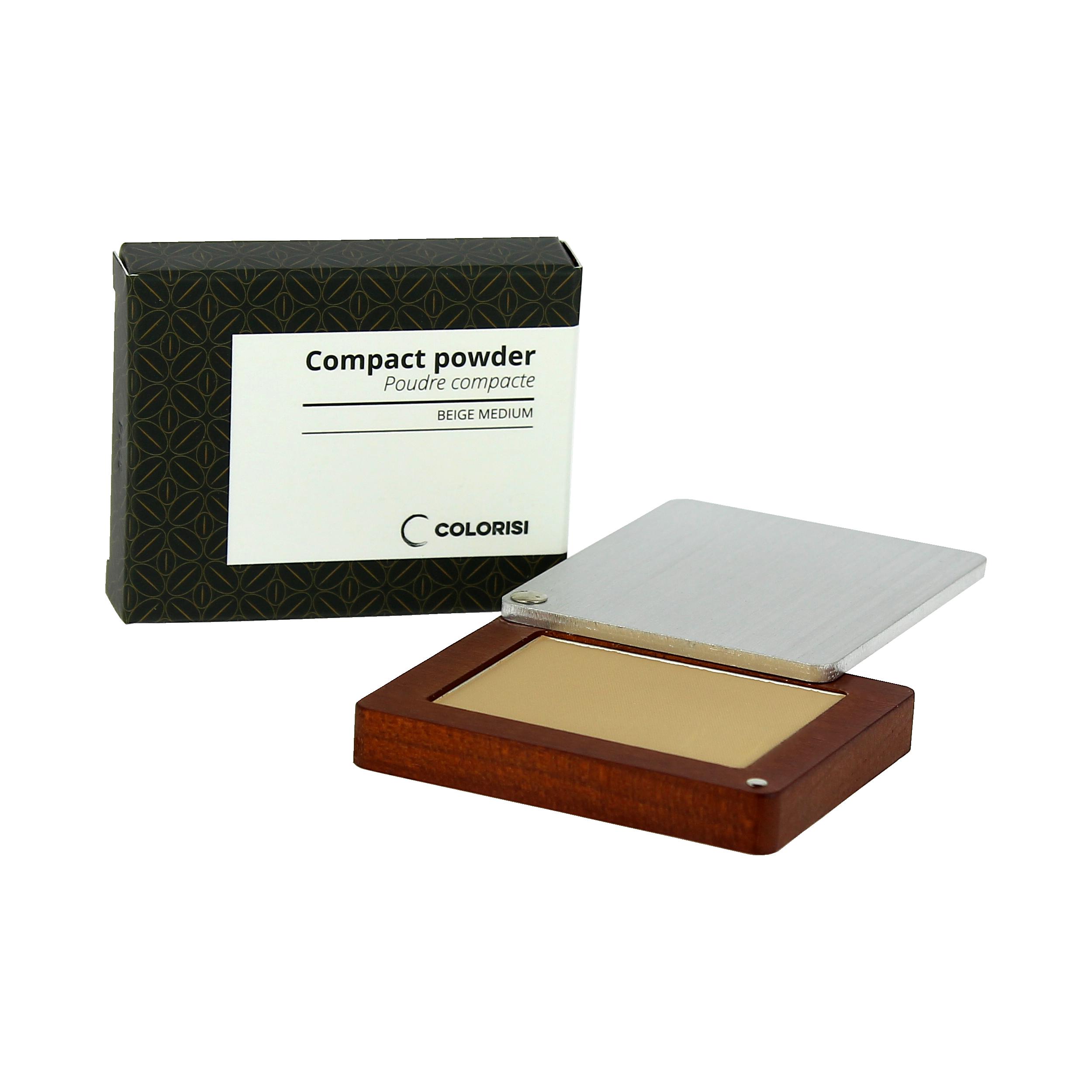 Doux Good - Colorisi - Poudre compacte - Beige medium 02