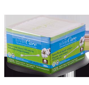 Doux Good - SilverCare-coton-tige-coton-bio
