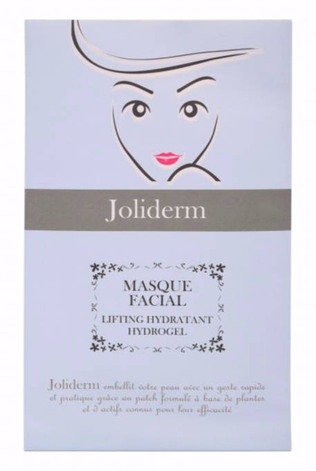 Doux Good - Joliderm - masque de beauté -masque-facial-lifting-hydratant-hydrogel