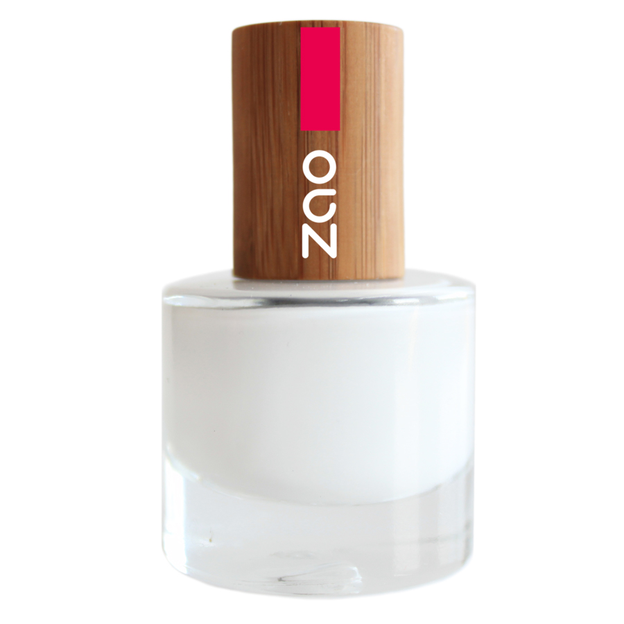 Doux Good - Zao - Vernis à ongles - 641 Blanc - French manucure