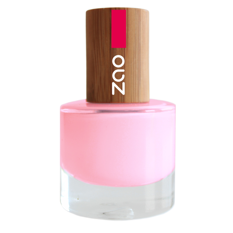 Doux Good - Zao MakeUp - Vernis à ongles Rose 654