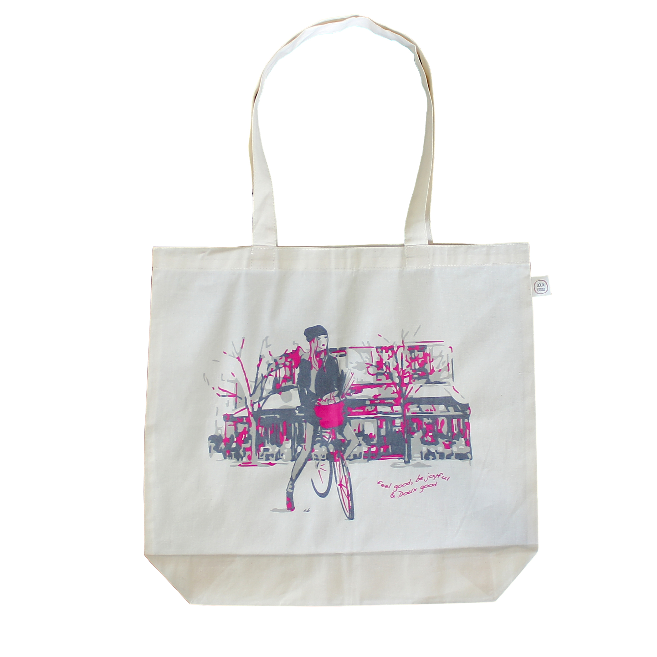 Doux-Good - Tote-bag 2 ans