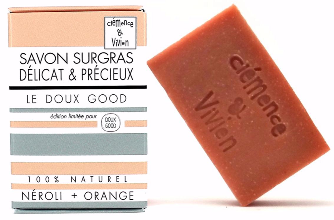 Savon surgras - Le Doux Good - réalisé en exclusivité par Clémence & Vivien
