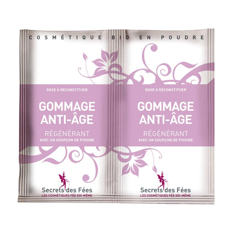 DouxGood - Secrets des Fées - gommage anti-age régénérant