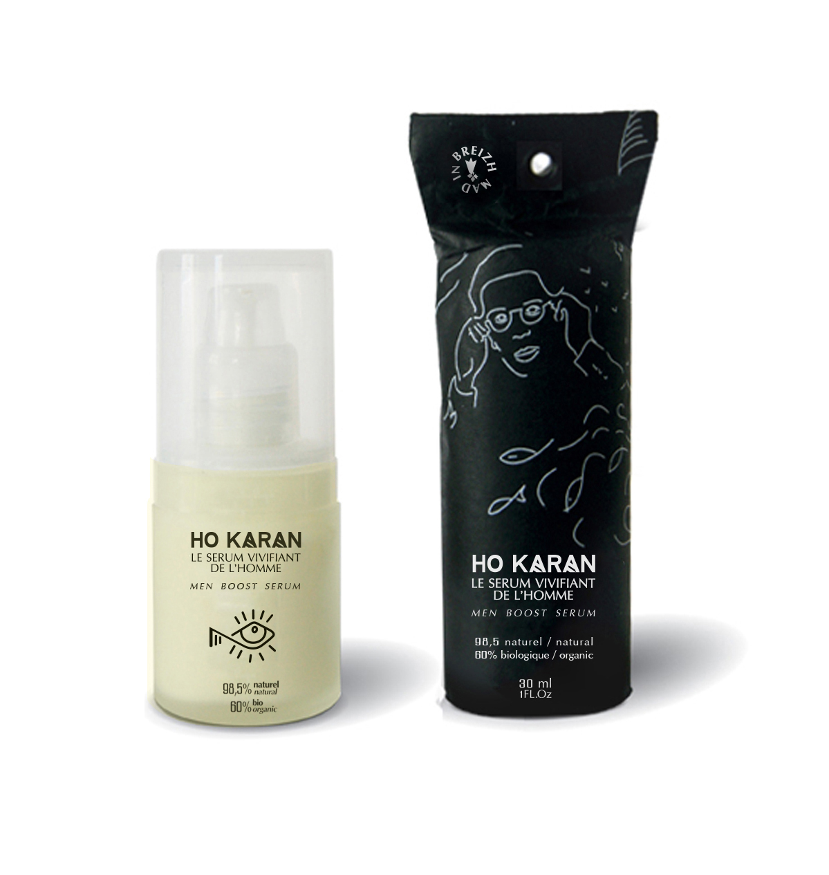 Doux Good - Serum Vivifiant HO KARAN