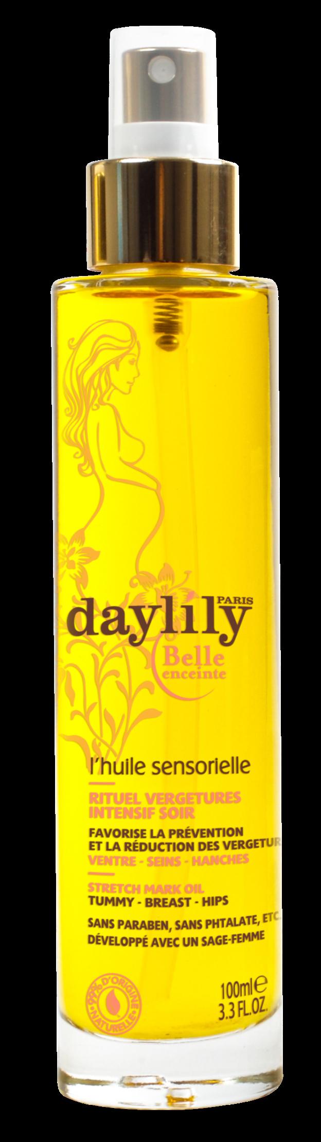 Doux Good - Daylily - Huile sensorielle