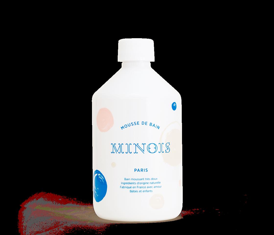 MINOIS - MOUSSE-DE-BAIN