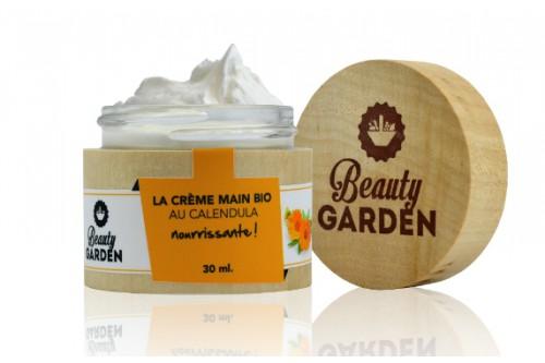 Beauty Garden - creme-mains-calendula sur l'eshop beauté Doux Good