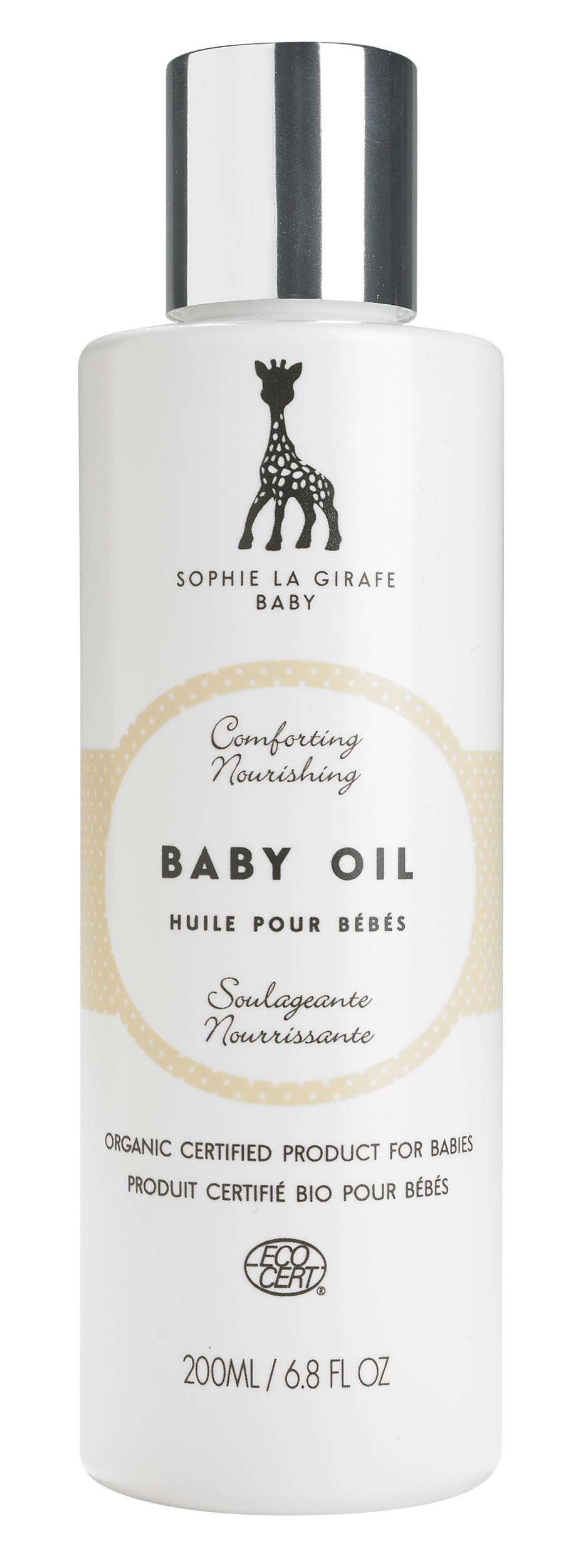 Sophie la girafe Baby - Huile pour bébés