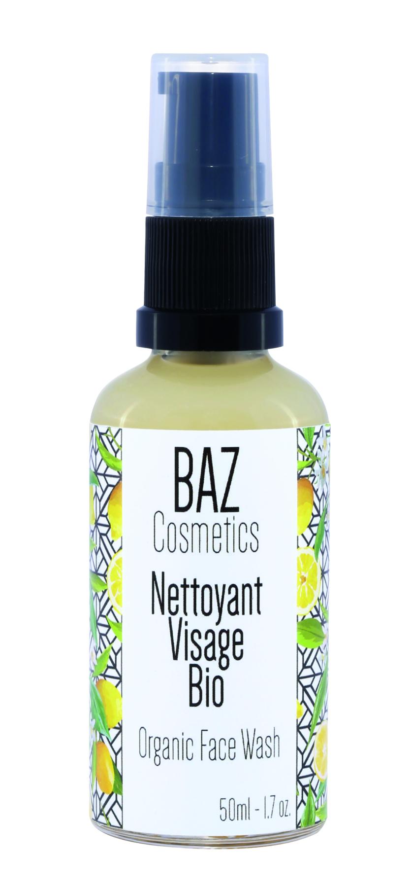 Doux Good - BAZ Cosmetics - Nettoyant Visage Bio