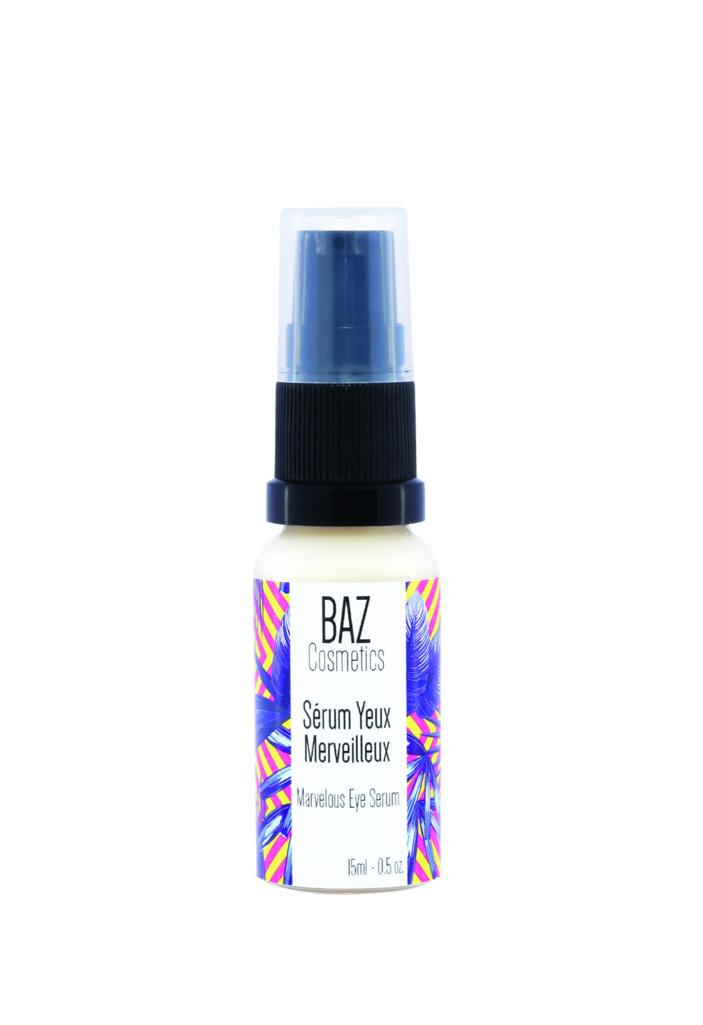 Doux Good - BAZ Cosmetics - Sérum Yeux Merveilleux