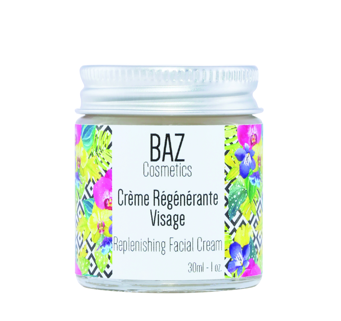Doux Good - BAZ Cosmetics - Crème Régénérante Visage