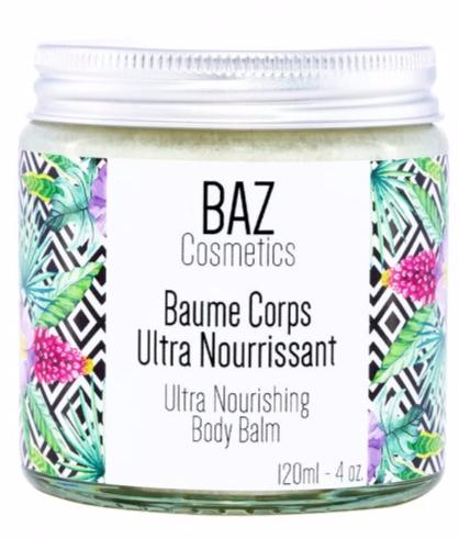 Doux Good - BAZ Cosmetics - Baume corps ultra nourrissant