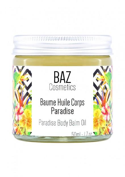 Doux Good - BAZ Cosmetics - Baume huile corps paradise