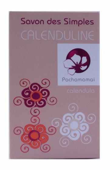 pachamamai - Calenduline - savon naturel bio peau sensible et bebe
