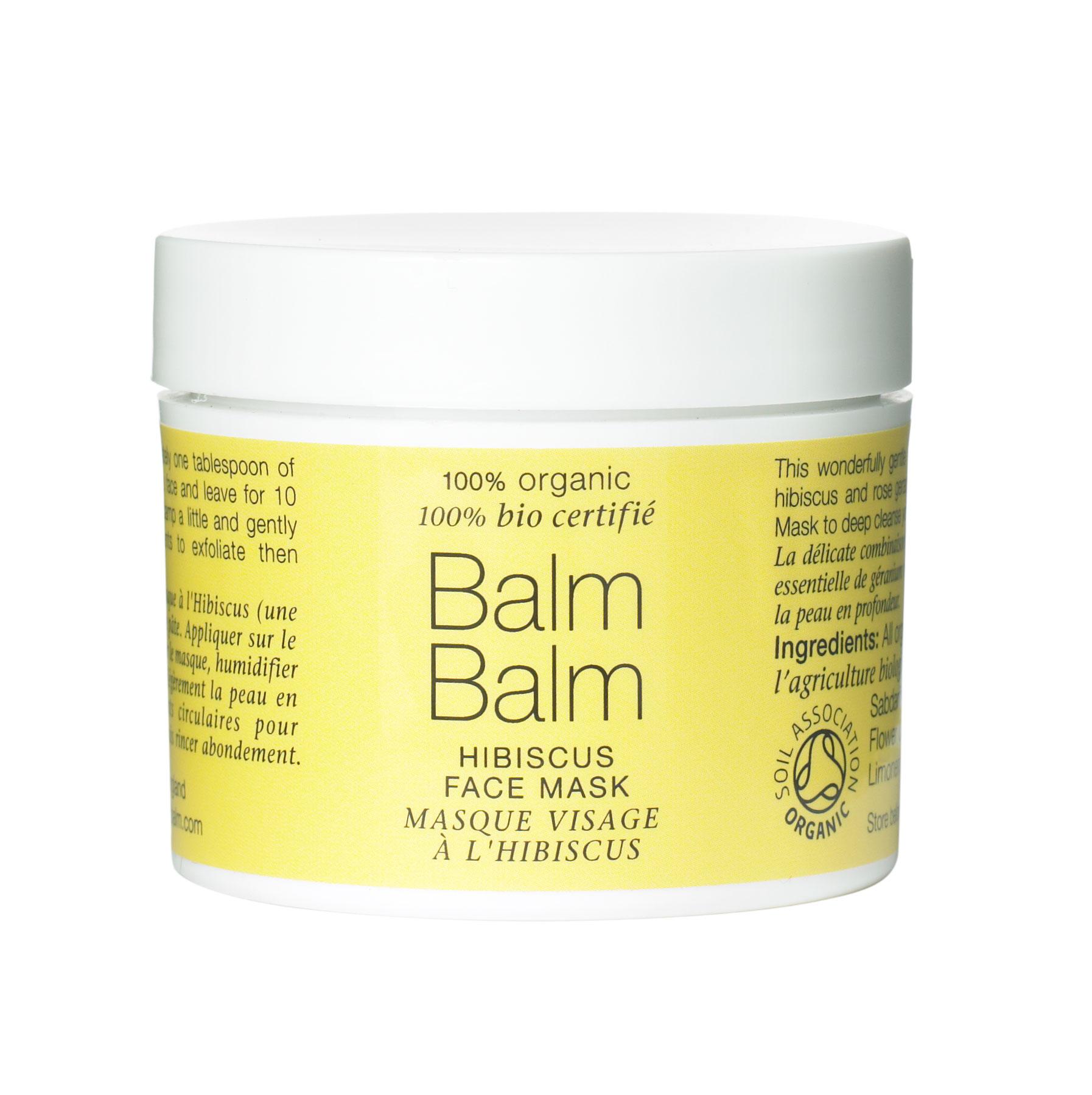 Balm Balm - Masque à l'hibiscus