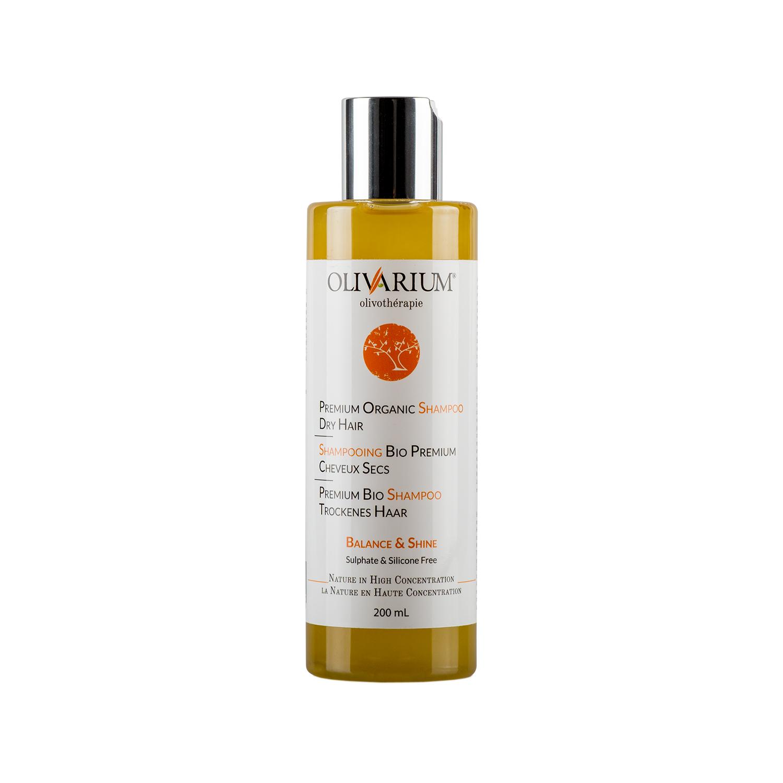 Olivarium - shampoing cheveux secs - 200 ml