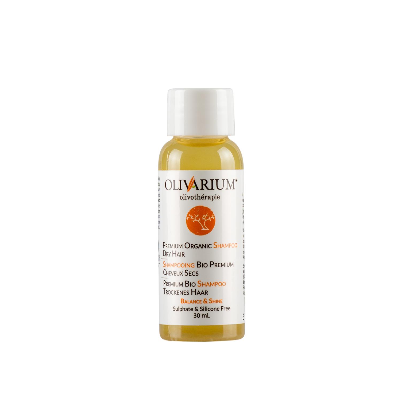 Olivarium - shampoing cheveux secs 30 ml