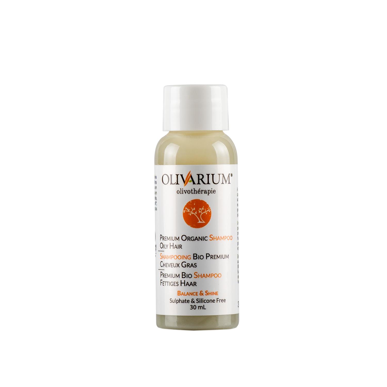 Olivarium - shampoing cheveux gras 30 ml