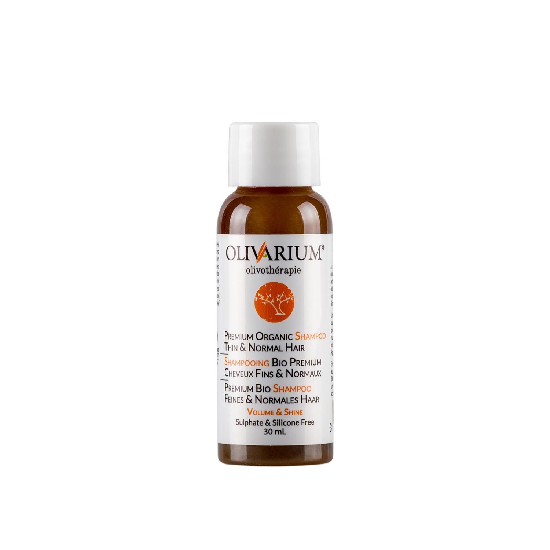 Olivarium - shampoing cheveux fins et normaux 30 ml