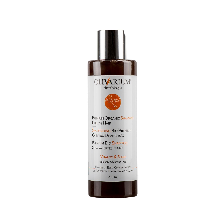 Olivarium - Shampoing cheveux dévitalisés et clairsemés