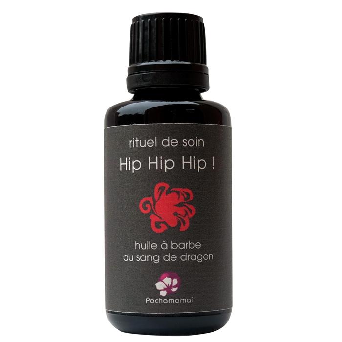 Pachamamai - huile à barbe - hip hip hip