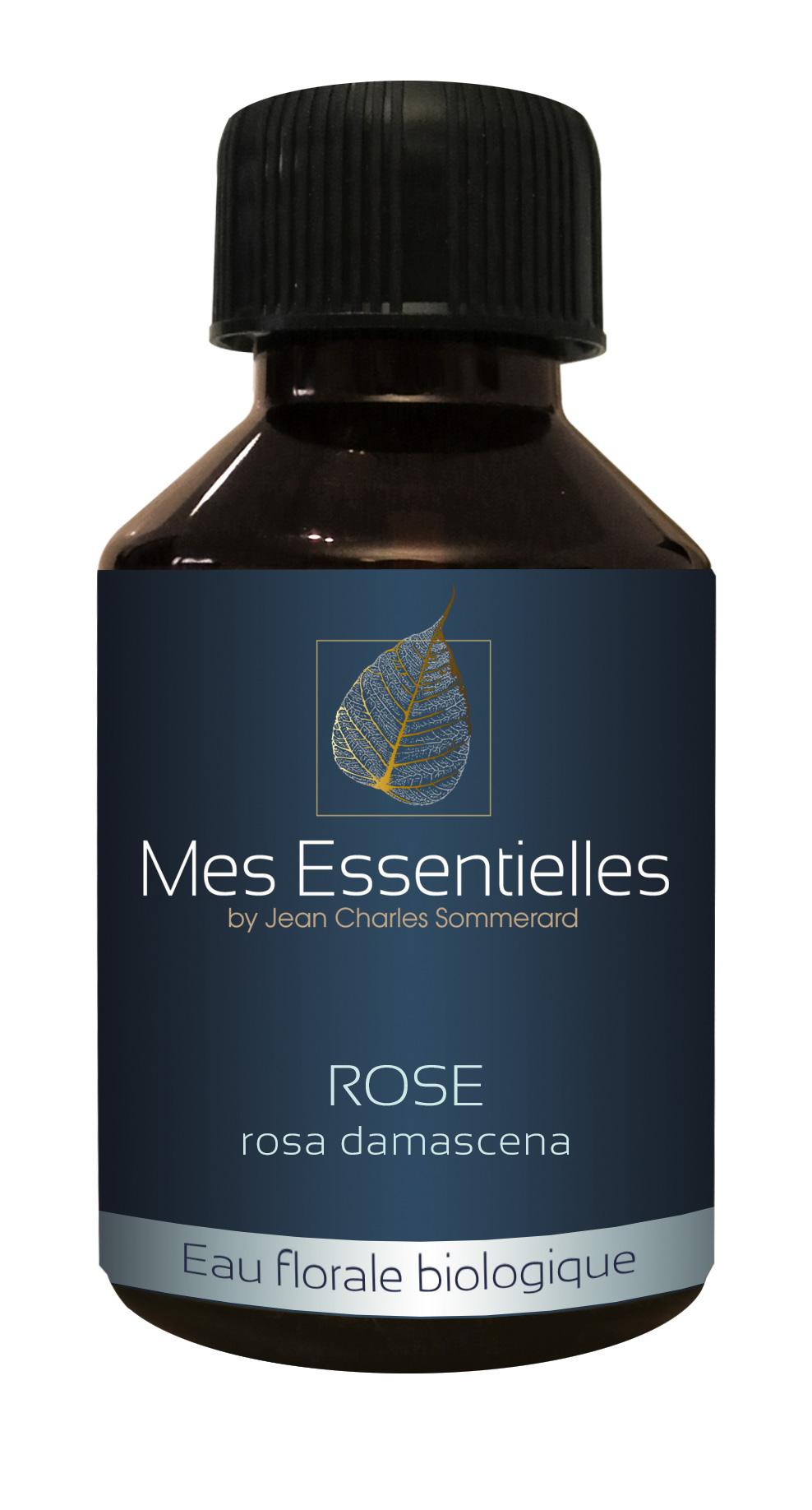 Sevessence - Eau florale biologique de Rose
