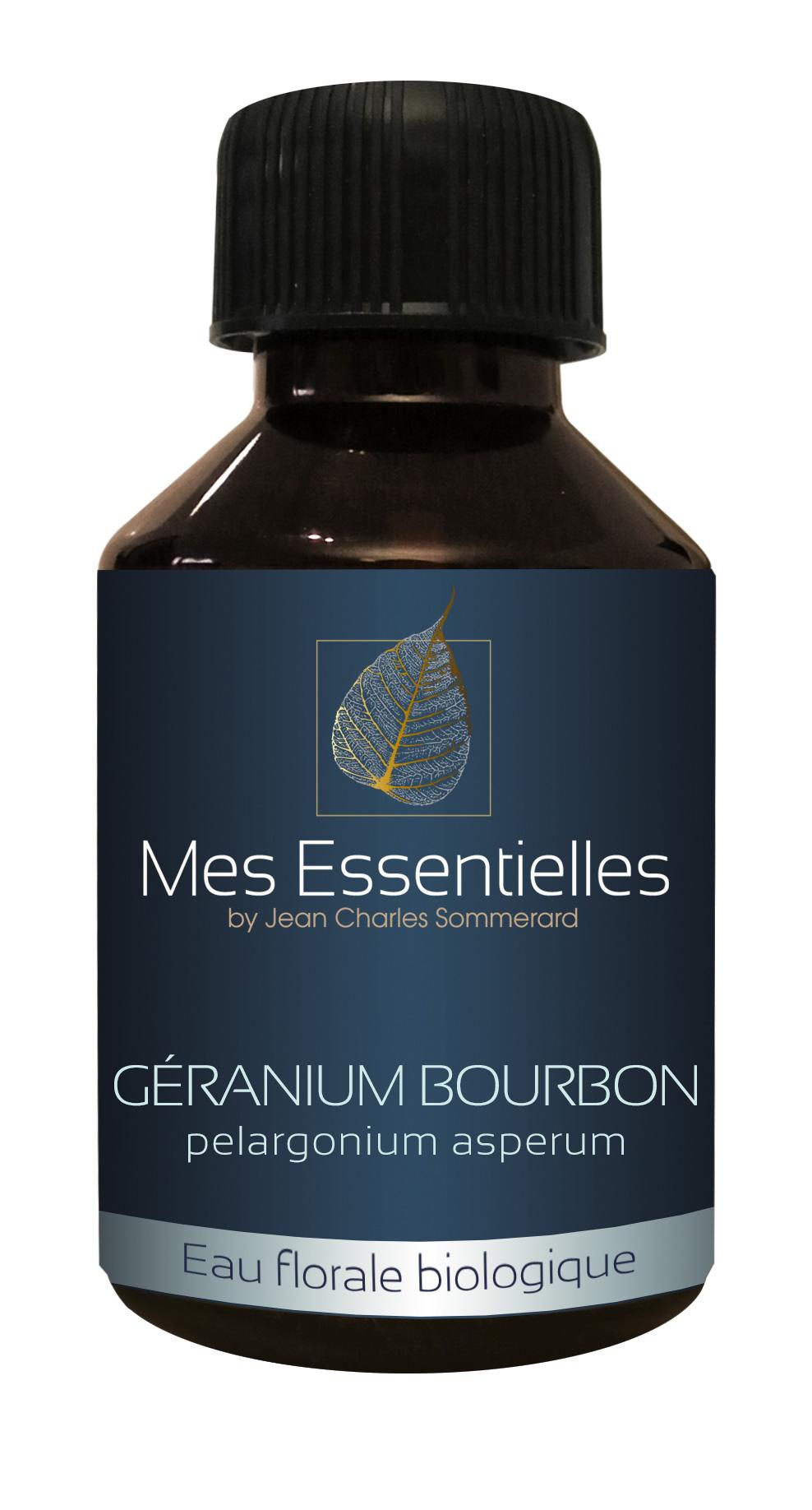 Sevessence - Eau florale biologique de Géranium Bourbon