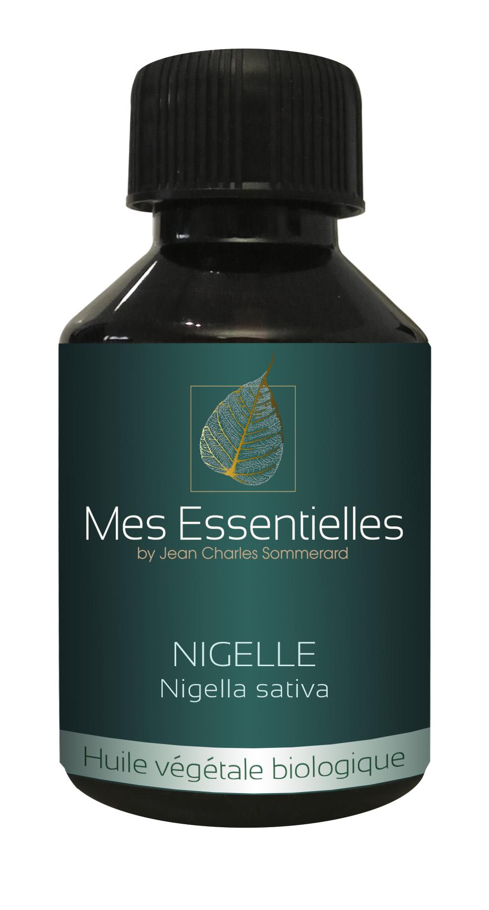 Sevessence - Huile végétale biologique de Nigelle