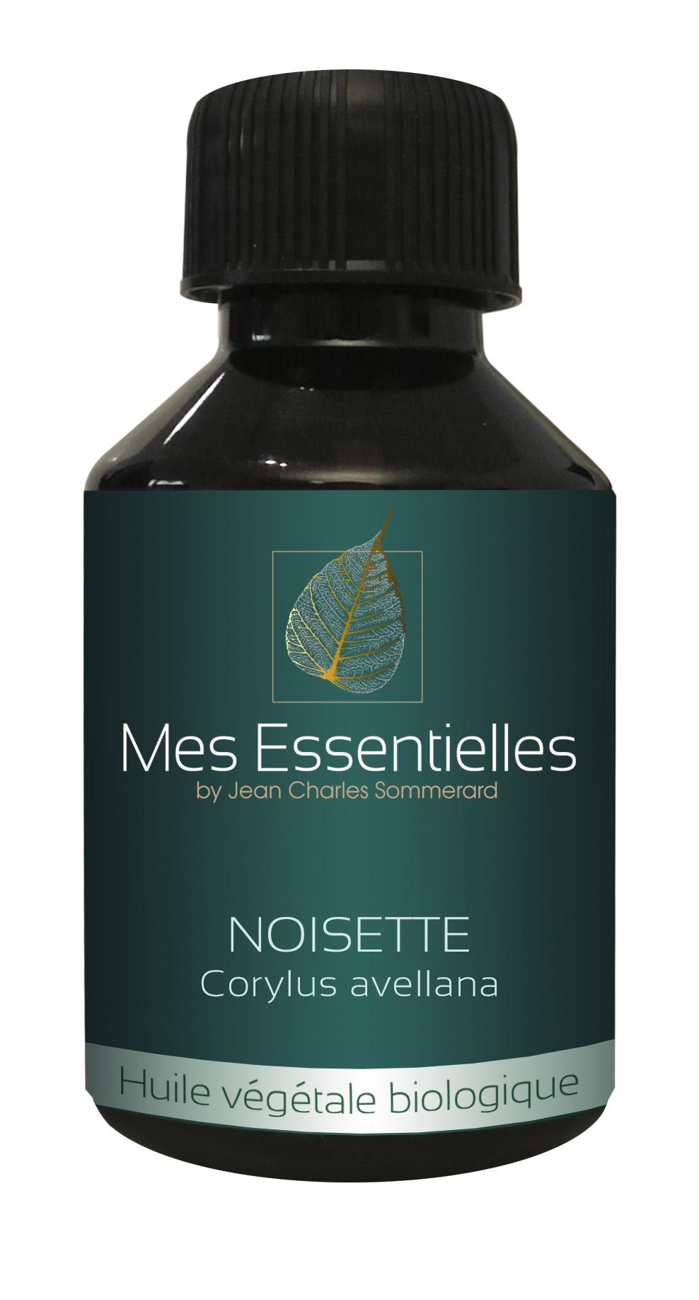 Sevessence - Huile végétale biologique de Noisette